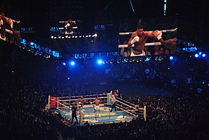 Anthony Joshua - Joshua vs. Takam at the Principality Stadium in Cardiff
