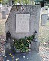 Jozef Polewicz tomb, Poznan, Cytadela (2).jpg