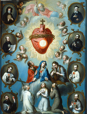 Juan Patricio Morlete Ruiz - The Heart of Jesus - Google Art Project.jpg