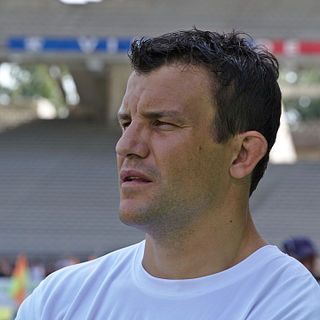 Damien Traille French rugby union player
