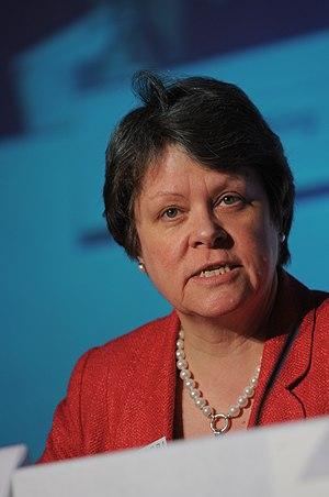 Julia King, Baroness Brown of Cambridge - Image: Julia King at the CBI Climate Change Summit 2008