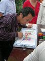 Künstler im Eling Park, Chongqing.jpg