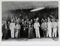 KITLV 9890 - Kassian Céphas - Visit Chulalongkorn (Rama V), King of Thailand, at the Borobudur and Yogyakarta - 1896.tif