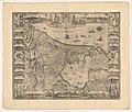 Kaart van het graafschap Holland, 1630 Comitatus Hollandia (titel op object), RP-P-AO-6-3.jpg