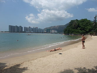 Tuen Mun District - Kadoorie Beach