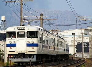 415 series - Image: Kagoshima 415 500