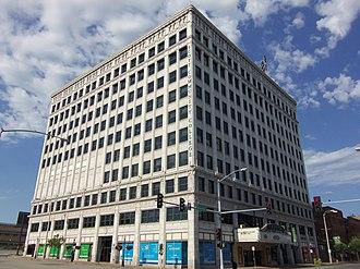 Kahl Building - Image: Kahl Building (Davenport, Iowa)