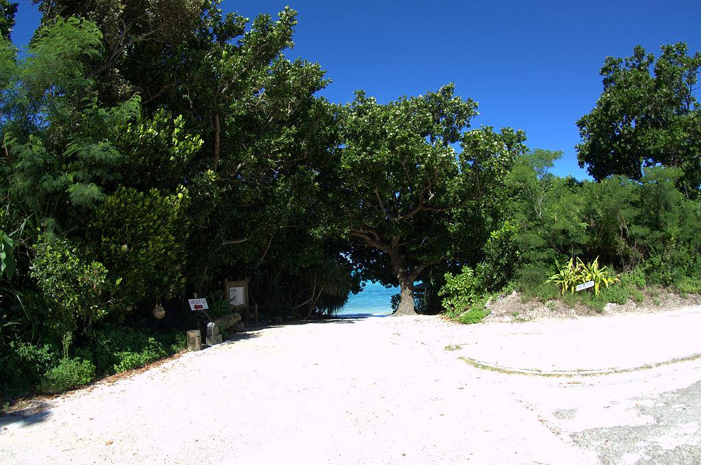 Kaiji beach(Taketomi)