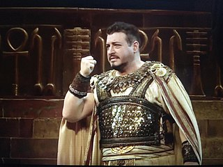 Kamen Tchanev Bulgarian tenor