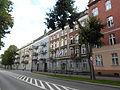 Kamienice przy ul. Mickiewicza w Ełku.JPG