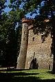 Kamieniec Ząbkowicki, hrad, věž III.jpg