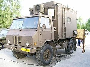 TAM 110 T7 B/BV - Image: Kamion veza