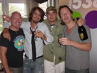 Kane (Dutch band) - Kane in 2005