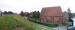 Chapel at the dyke in en:Lemwerder.
