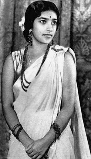 Karthika Thirunal Lakshmi Bayi - Image: Karthika Thirunal LB