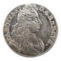 Kastpenning från Karl XIs begravning, 1697 - Livrustkammaren - 100560.tif