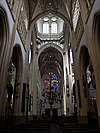 kathedraal den bosch, interieur transept