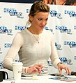 Katie Cassidy at Citizens of Heroes & Villains Fan Fest NYNJ 2016 03.jpg