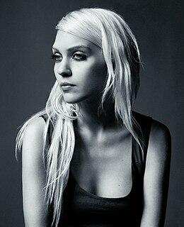 Katie Gallagher American fashion designer