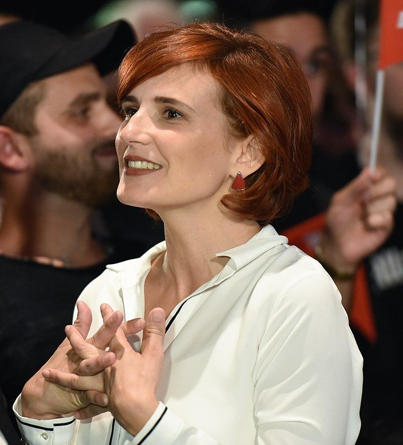 Katja Kipping bei der Bundestagswahl 2017 Wahlabend Die Linke (Martin Rulsch) 04.jpg