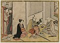 Katsukawa Shunsho - Interior Scene - 1916.945 - Cleveland Museum of Art.jpg
