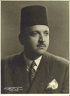 Kazem El-Solh politician