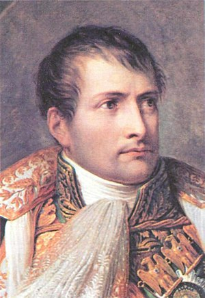 English: Napoleon Bonaparte, or Napoleon I of ...
