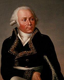 Le général Kellermann (huile sur toile de Lucile Foullon-Vachot).