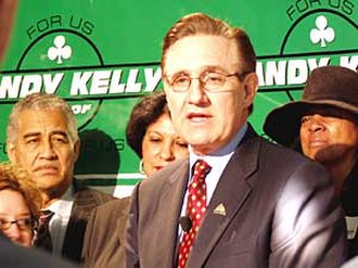 2005 Saint Paul mayoral election - Image: Kelly 1 large