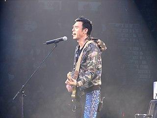 Kenny Bee Hong Kong singer and actor