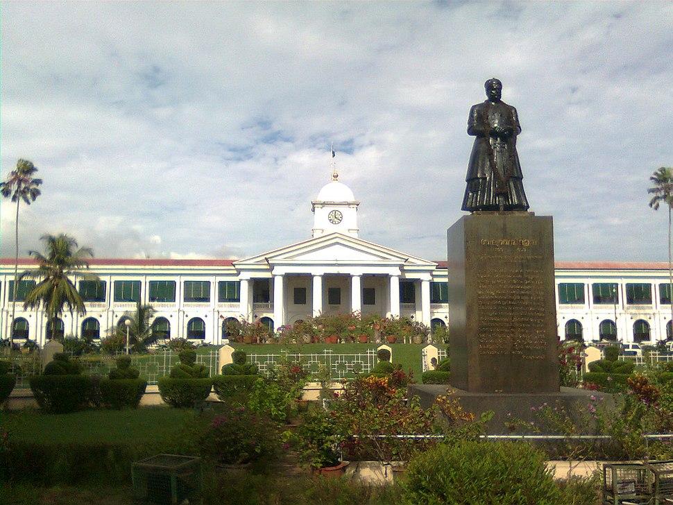 Kerala Government Secretariat, Thiruvananthapuram, Kerala, India