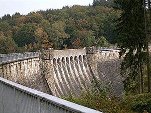 Halver - Kerspetalsperre (Dam)