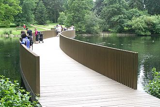 Kew Gardens - The Sackler Crossing