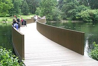 Kew Gardens - The Sackler Crossing