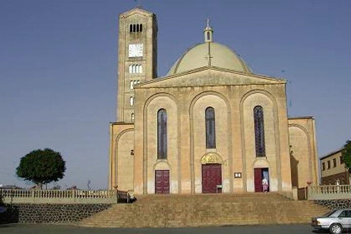 Kidanemhret Catholic Church, Asmara, Eritrea