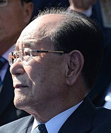 Image illustrative de l'article Kim Yong-nam
