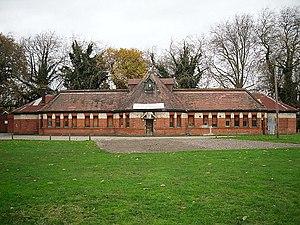 King's Meadow swimming pool - King's Meadow swimming pool in 2012