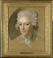 King Gustav III of Sweden. Sketch (Lorens Pasch d.y.) - Nationalmuseum - 21511.tif
