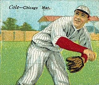 King Cole (baseball) American baseball player