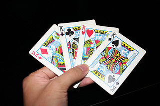 King (playing card) playing card
