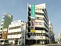 Kinki Osaka Bank Juso branch & Kansai Urban Bank Juso-ekimae branch.jpg