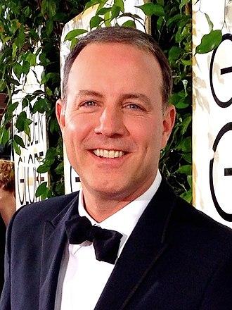 Kirk DeMicco - Kirk DeMicco at the 2014 Golden Globe Awards