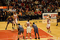Kirk Hinrich free throw Bulls vs. Bobcats, 11709.jpg