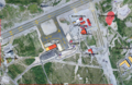 Kirkenes Airport tarmac map.png