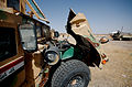 Kirkuk Aitport - von der irakischen Armee verlassener Humvee (15760445330).jpg