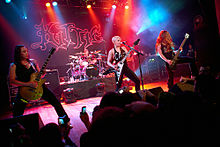 Description de l'image Kittie at the Opera House 2010.jpg.