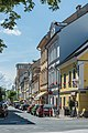 Klagenfurt Lidmanskygasse Historismus-Bauten 06072016 3731.jpg