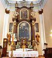 Klasztor Braci Mniejszych Kapucynów wnętrze Biała Podlaska2.jpg