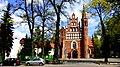 Kościół Garnizonowy pw. NMP Królowej Pokoju, Bernardyńska, Bydgoszcz, Polska - panoramio (1).jpg