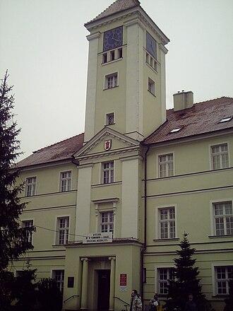 Kościan - City Hall